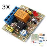 3Pcs DIY Light Operated Switch Kit Light Control Switch Module Board Met Fotogevoelige DC 5-6V
