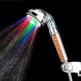 Spa Soffione doccia Irrigatore Ioni negativi Ugello portatile Tubo flessibile per filtro a risparmio idrico