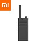 Xiaomi Lite 16 каналов 440 МГц Walkie Talkie 2000 мАч 40 мм динамик высокой мощности домофон мини расширенный диапазон двусторонний портативный Радио транс