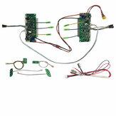 24V 2 الأساسية لوحة دوائر كهربائية Taotao مزدوجة اللوحة الأم CE العادية رواية تحكم لسكوتر التوازن