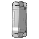 Baseus SW GS06 360 ° Filp Cover Caso Silicona Protector transparente Caso para interruptor