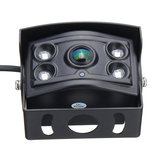 4 Pin CCD 150° 4 LED Night Vision Waterproof Car Rear View Camera For Truck