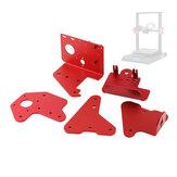 CR-10S PRO Опора Пластина Набор экструдера XZ-Axis Вернуться к Пластина Фиксированный Пластина Передняя и задняя Пластина для принтера Creality 3D