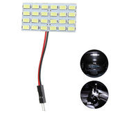 T10 BA9S DC12V 5730/5630 24SMD LED Panel Board Car Interior Dome Lights Reading Festoon Lamp