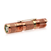 Lumintop TOOL AA 2.0 COPPER XP-L HD 650LM AA 14500 LED EDC懐中電灯ミニLEDキーチェーンライト