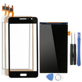 LCD Display Touch Screen Digitizer Assembly & Tools para Samsung Galaxy SM-G531F G531H