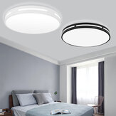 30CM / 40CM / 50CM Nie ściemnialna Nowoczesna lampa sufitowa LED 4000K Wewnętrzna lampa do salonu AC110-265V