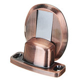 Porta de batente de porta magnética captura porta de metal Titular Doorstop captura de ferramentas com parafusos de hardware