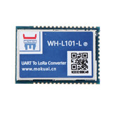 L101-L-P UART to LoRa Converter Module Wireless Data Transmission point-to-point Support Broadcast