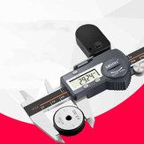 0-150 / 200 / 300mm Bluetooth Digitaler Messschieber Edelstahl Elektronischer Messschieber Messwerkzeug Unterstützung Mobiltelefon