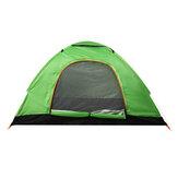 1-2 Pessoas Barraca de acampamento aberta automática À prova de chuva ao ar livre Praia Viagem para piquenique