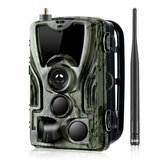 HC-801G 16MP 3G 1080P HD Водонепроницаемы SMS / MMS / SMTP 940nm След охоты камера