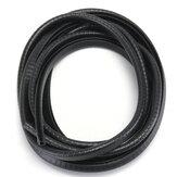 4.5M Guarnizione di tenuta in gomma Anello di protezione della fascia a strisce Anti-graffio U Tipo per la finestra della porta