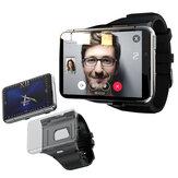 LOKMAT APPLLP Max 4 Go + 64 Go 2,88 pouces grand écran détachable 5.0MP + 13MP double caméra WIFI GPS Android 9.0 4G montre téléphone