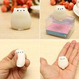 Mouse Rat Squishy Squeeze Cura Cute Kawaii Coleção Stress Reliever Gift Decor