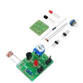 10ピースdiy感光誘導電子スイッチモジュール光学制御diy生産トレーニングキット