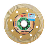 Schleifen Fairy 112x20mm Acht Trigramm Xun Wind Sägeblatt 1.8mm Diamond Ultra Thin Cutting Disc