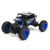HB P1803 2.4GHz 1:18 Escala RC Rock Crawler 4WD Off Road Race Truck Coche Juguete