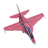 Yak130 PP 740mm Wingspan RC Airplane Fixed Wing KIT