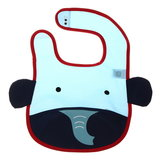 Babadores Impermeável de Animal Desenho Animado Fofa Cachecol para Infantil Bebê Suprimentos de Alimentação