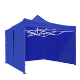 9.8x6.2FT Canopy Side Стены Panel Gazebo Shelter Shade Zipper Sidewall Cloth