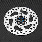 RAMBOMIL R9 140mm / 120mm Bike Brake Disc 6 Bolt Electric Bike Scooter MTB Cycling Brake Disc