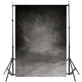 5x10FT grande fondale Retro panno grigio Fotografia Puntelli Photo Studio Background