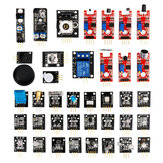 Geekcreit 37 i 1 sensormodul Board Set Starter Kits SENSOR KIT For Arduino Plastic Bag Package