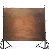 7x5FT Brown Pure Color Photography Backdrop Studio Prop Background