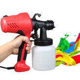 400W 230V-240V 800ml Electric Paint Sprayer Spraying HVLP Home Car Painting Tool