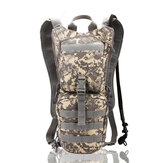 3L Water Bag Nylon Backpack  Water Container Unisex Rucksack Hiking Climbing Camping Cycling