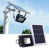 Solarbetriebene 12 LED Lichtsensor Flutlicht Outdoor Garten Wasserdichte Sicherheit