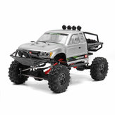 Remo Hobby 1093-ST 1/10 2.4G 4WD Impermeable Cepillado Rc Coche Off-road Rock Crawler Trail Rigs Truck RTR Toy
