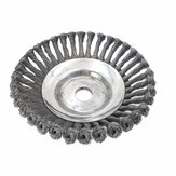 150mm Steel Wire Trimmer Head Grass Brush Cutter Dust Removal Weeding Tray Plate for Lawnmower