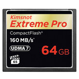 Kimsnot Extreme Pro Memory Card Compact Flash Card 32G 64G 128G 256G UDMA 7