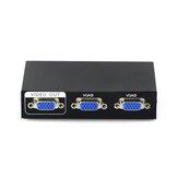 Jinghua v201 VGA 2 w 1 wyjście przełącznik komputer VGA przełącznik wideo 1080P konwerter wideo 3 porty złącza do laptopa TV DVD