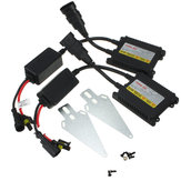 Paar DC12V Slim HID Vervangende Ballast Xenon Conversion Kit Universele