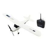 MODELLO ZT 540mm Apertura alare 2.4G 3CH 3D Acrobatico Ultraleggero EPO RC Aliante RC Aereo RTF Per principianti Principianti
