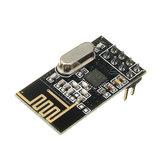 5 Unids NRF24L01+ SI24R1 2.4G Módulo de Comunicación Mejorada de Energía Inalámbrica Receptor