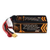 ZOP Power 22.2V 7000mAh 35C 3S T Plug Lipo Batería para RC Coche