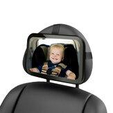 Cadeirinha de bebê para carro dentro do espelho retrovisor de segurança traseiro para cuidados infantis infantil