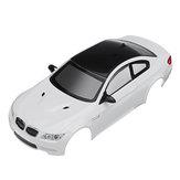 Firelap RC Авто Корпус Для 1/28 Das87 Wltoys Mini-Q RC Модель Автомобиля Белый