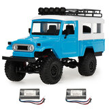 MN 40 2.4G 1/12 Crawler RC Car Vehicle Models RTR Toys Two Battery