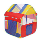 1.2m Pop Up Tent Indoor Outdoor Parco giochi Ball Pit Play House Hut Gioco divertente Giocattolo per bambini
