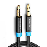 Vention 3.5mm Jack Audio Cable 3.5 Male to Male Cable Audio AUX Cable for Car Headphone MP3 4