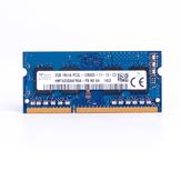 2G DDR3 1333 1.35v Dizüstü Dizüstü Bilgisayar Bellek Modülü Ram