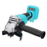 800W 125mm Cordless Brushless Angle Grinder Polishing Grinding Tool For Makita 18V Battery