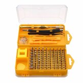 110 in 1 Multifunction Screwdriver Set Watches Phone DIY Repair Tools Bits Kits