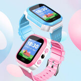 Bakeey Anti-Lost Kid Smart Watch GPS Tracker SOS Call Enfants Montre Téléphone