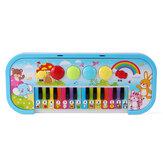 24の主要な電子キーボードの幼児就学前の音楽学習教育の子供のおもちゃ